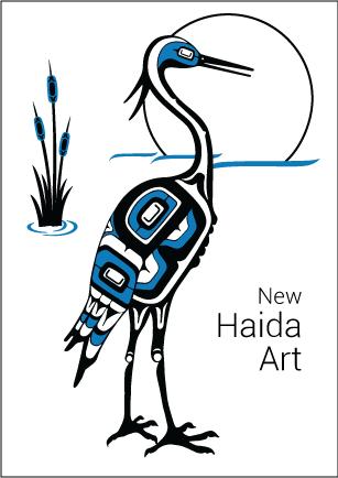 Haida Art - Illustration